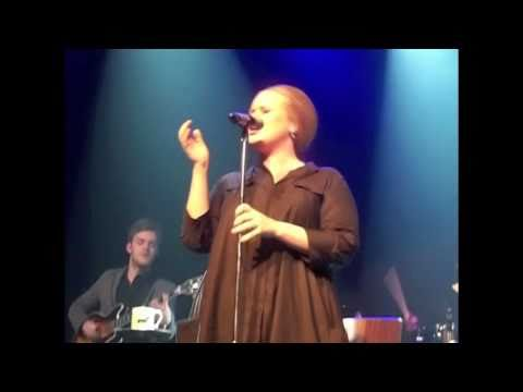 Adele live @ Debaser Medis Sweden