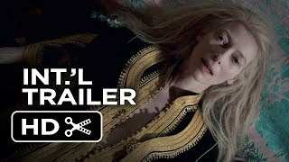 Only Lovers Left Alive International Trailer (2013) - Tilda Swinton Horror Movie HD