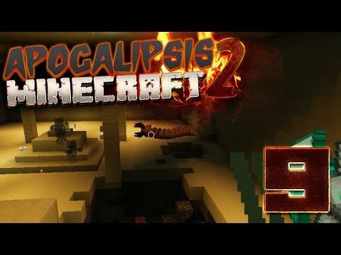 EL REY MOMIA!! | #APOCALIPSISMINECRAFT2 | EPISODIO 9 | WILLYREX Y VEGETTA