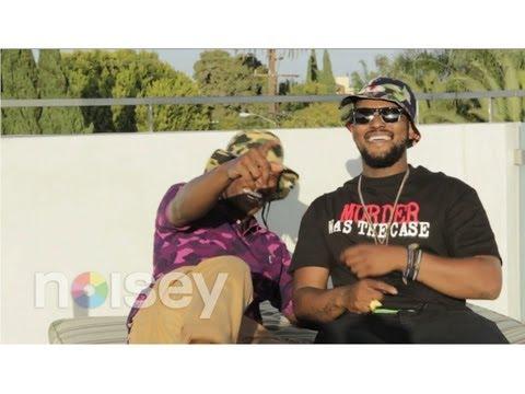 A$AP Rocky x Schoolboy Q - Back & Forth