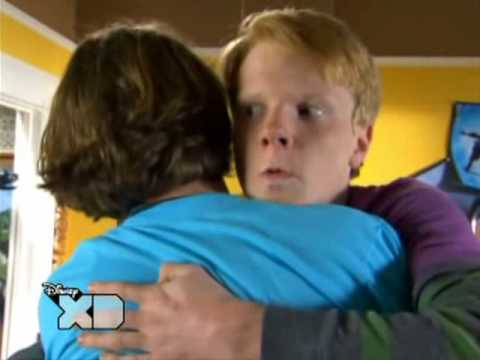 Zeke and Luther crash dummies part 1