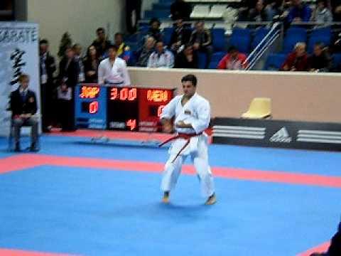 Antonio Diaz (VEN) - Paris Open 2011 - Kata Chatanyara Kushanku