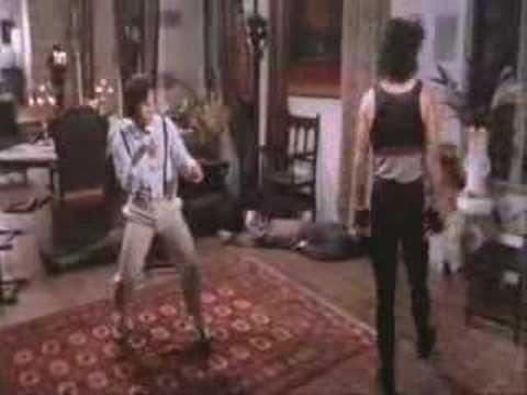 Jackie Chan vs Benny the Jet!