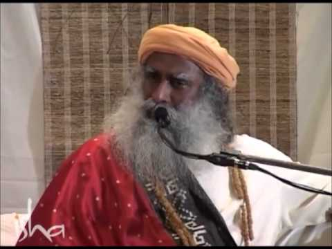 Isha Canada -- Why Do Desires Go Unfulfilled After Working Hard -- Sadhguru