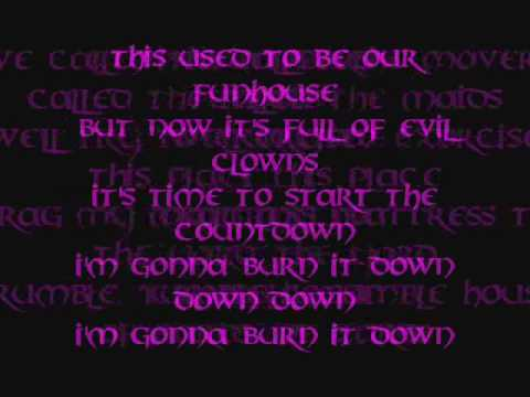 pink-Funhouse lyrics