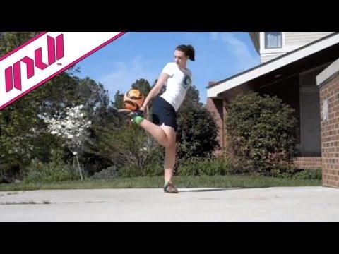 Indi Cowie OSA  World Juggle-A-Thon