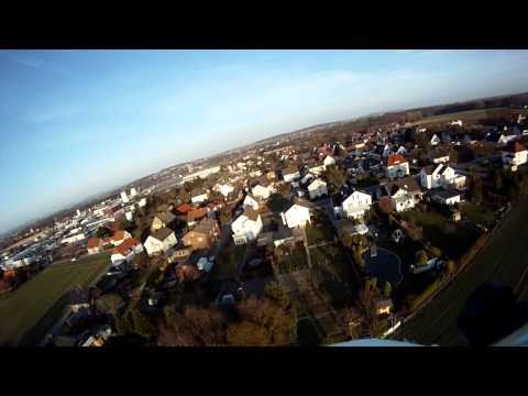 EPP FPV - test flight
