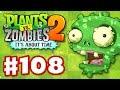 Plants vs. Zombies 2: It's About Time - Gameplay Walkthrough Part 108 - Senor Piñata (iOS)