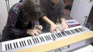 Lady GaGa Medley ft. Matt Roy (piano duet)