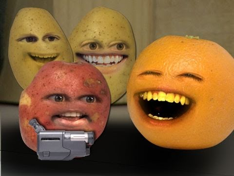 Annoying Orange - YouTubers