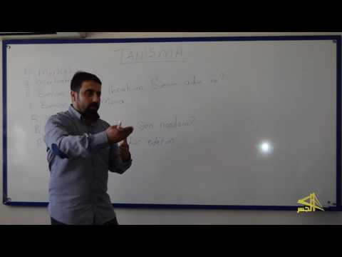 تعلم اللغة التركية مع الاستاذ ابراهيم اسكي اوجاك