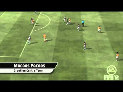 FIFA 12 - Buts de la semaine #02