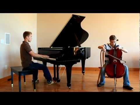 Lady Gaga meets Journey - Edge of Glory / Don't Stop Believin'. David & Josh Ross.