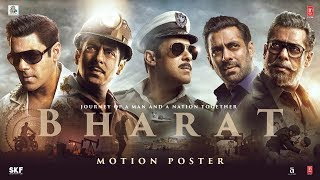 Bharat | Official Motion Poster
