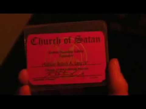 Inside the Church of Satan mOvie Clip