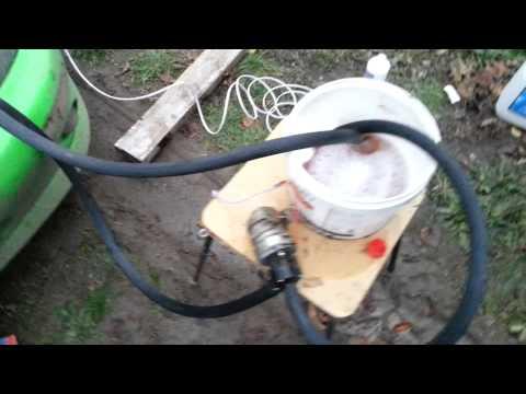 Чем промыть радиатор печки