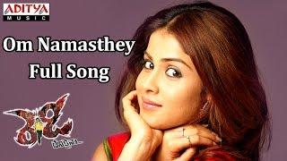 Om Namasthey Full Song|| Ready