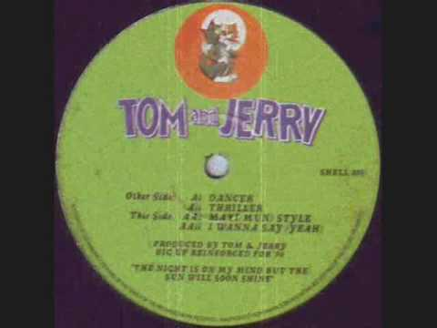 tom & jerry - dancer