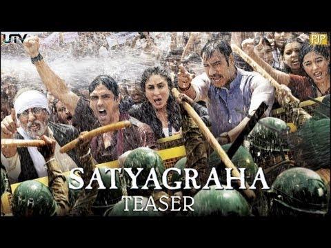 Satyagraha Trailer - Amitabh Bachchan, ajay Devgn, Kareena Kapoor