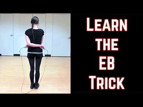 Rope Jumping Made Easy: the Back to Front Cross