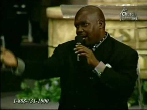 Broderick Rice LAUGHTER IS A MEDICINE! (Marvin Winans impersonation)