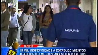 Contraloría Sanitaria inspeccionó 15 mil establecimientos de comida y farmacias en Táchira