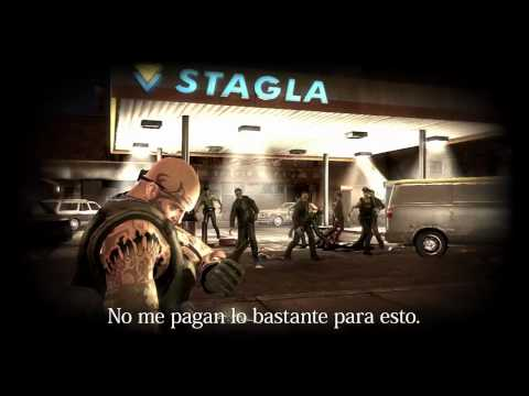 Resident Evil: Operation Raccoon City - U.S.S. Characters Trailer (Spain)