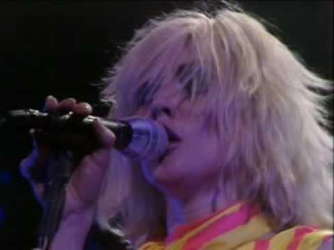 Blondie Apollo Theatre Dreaming 1979