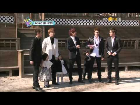Mblaq Hello Baby Ep 7. Full (Eng Sub/ Work in Progress)