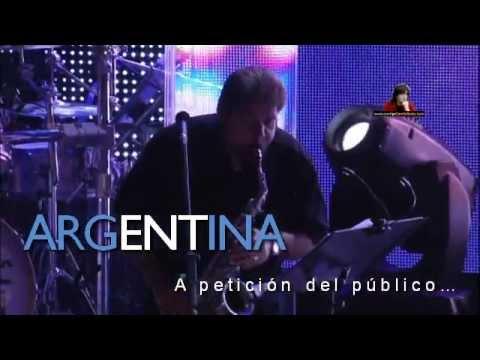 Camilo Sesto en Argentina 2014