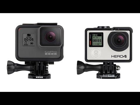 GoPro Hero 4 vs Hero 5. А есть ли смысл?