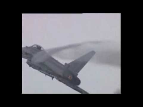 Eurofighter... In full action