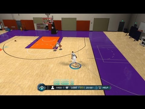 NBA 2K12 My Player - Speed Trick & Avoid Corrupted Save File