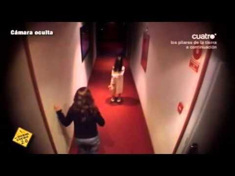 O Teste do Medo - Apenas uma menina num corredor de hotel...