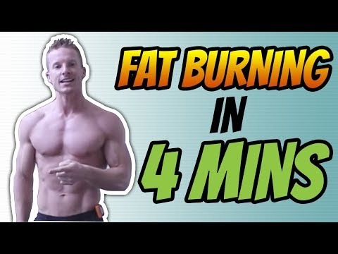 LOSE WEIGHT FAST: Return of the JACK 4 min Tabata Workout