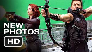 New Avengers Photos - Entertainment Weekly Exclusive HD