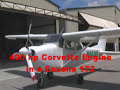 400 HP Corvette V8 Engine in a Cessna 172 - experimental