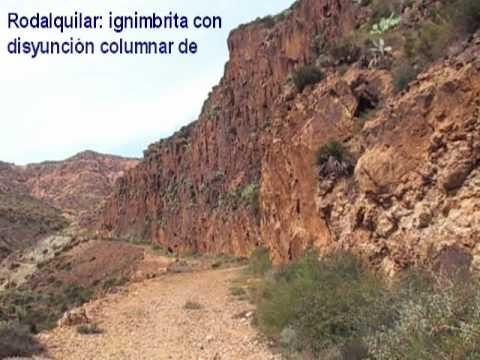 Estudiar Geología: La región del Cabo de Gata