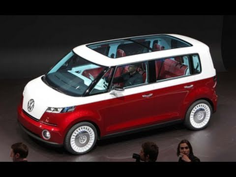 Volkswagen Bulli Concept @ 2011 Geneva Auto Show