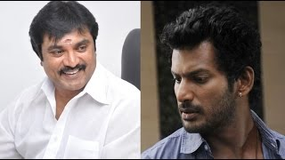 Watch Sarathkumar and Vishal Compete with Each Other in Helping others | Nadigar Sangam Red Pix tv Kollywood News 31/Jul/2015 online