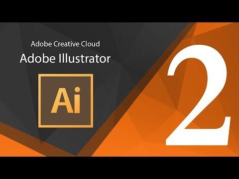 تعلم أدوبي أليستريتور للمبتدئين :: Adobe Illustrator :: المحاضرة الثانية