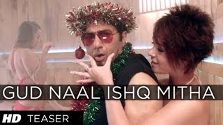 GUD NAAL ISHQ MITHA SONG TEASER - I Love New Year