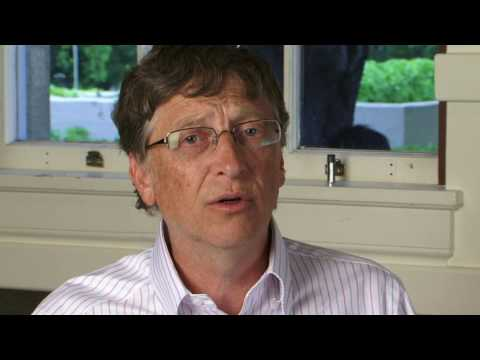 Stanford Open Office Hours: Bill Gates