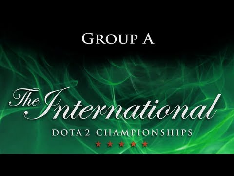 Rattlesnake vs First Departure - Game 3 (TI3 East Qualifier - Group A)
