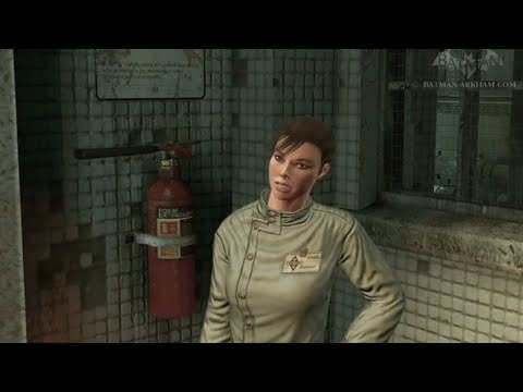 Batman: Arkham Asylum Walkthrough - Chapter 13 - Saving Dr. Young