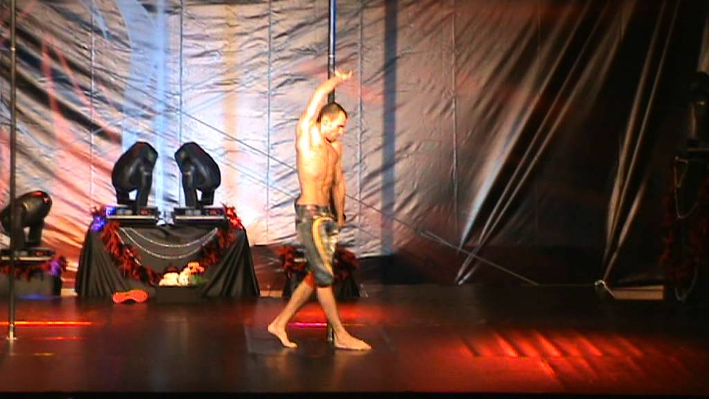 HQ 2011 - World Pole Dance Championships - Male - Evgeny Greshilov - Russia
