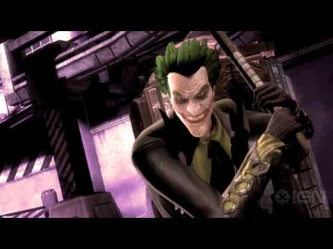 Injustice: Gods Among Us - The Flash vs. The Joker - UCKy1dAqELo0zrOtPkf0eTMw