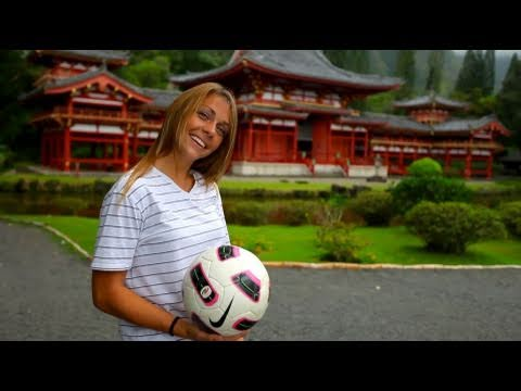 Soccer Girl - Canon 5D Mark II - Glidecam HD 4000