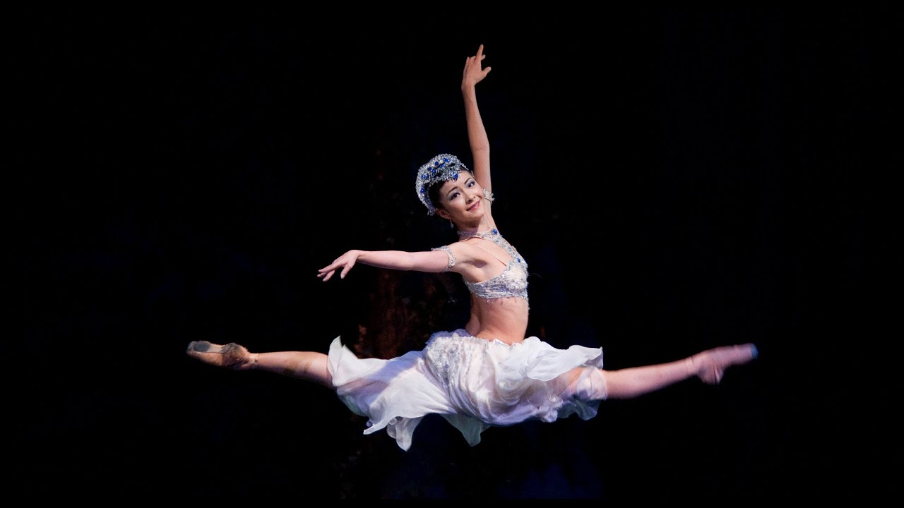 Discover Ballet: A day in the life of a ballerina