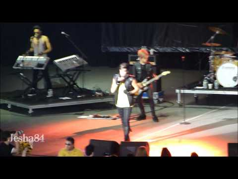 Adam Lambert - Never Close Our Eyes - KTUphoria 5/20/12